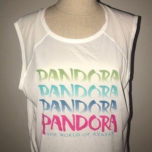 Disney Parks Pandora tank NEW 2X